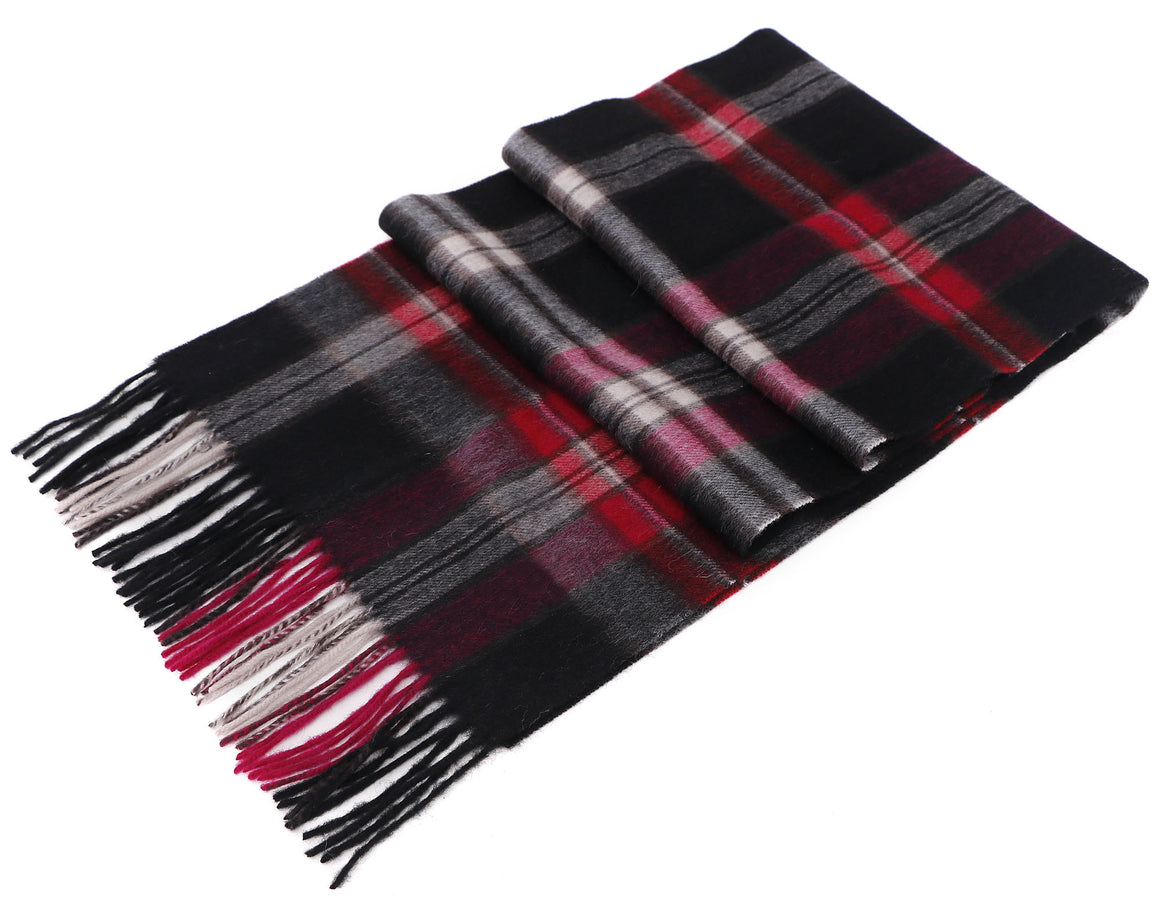 ANDORRA Women's Winter Cashmere Scarf w/ White Gift Box