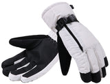 Andorra Men's 3M Thinsulate Touchscreen Gloves w/ Zipper Pocket - Black