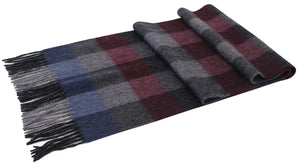 ANDORRA Men's Winter Cashmere Scarf - Native Heritage