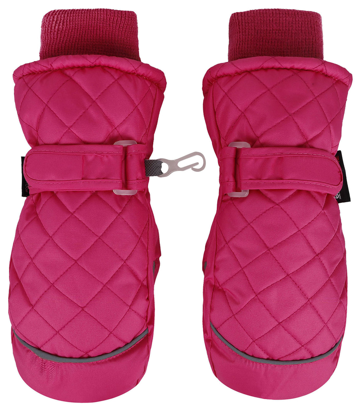 Andorra Kids' Classic Quilted Mittens
