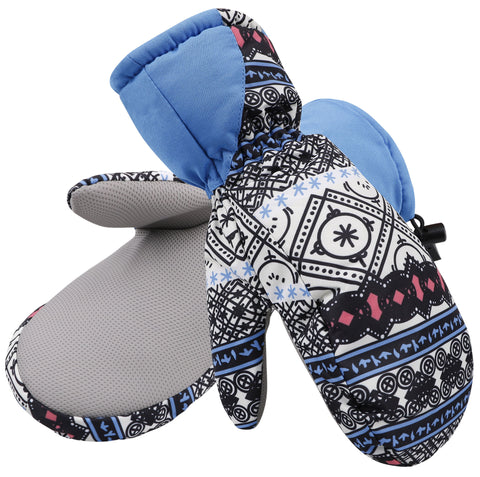 Andorra Women's Bohemian Mittens - Limited Edition 4