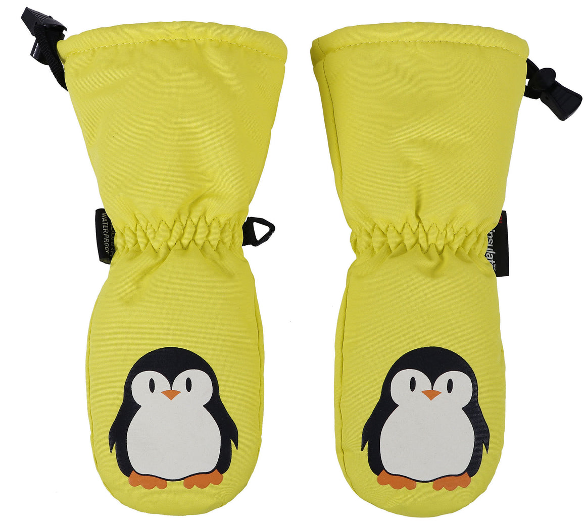 Andorra Kid's Cartoon Mittens