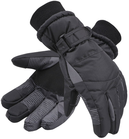 Andorra Women's Night Galaxy Touchscreen Gloves - Black