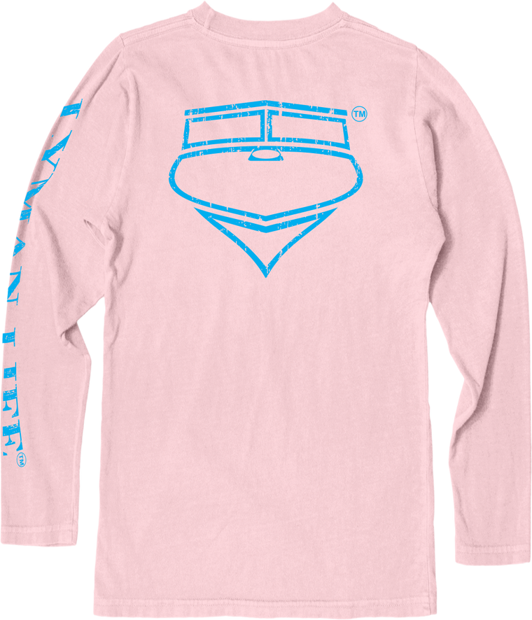 Lyman Life Kids' Long Sleeve Signature Tee