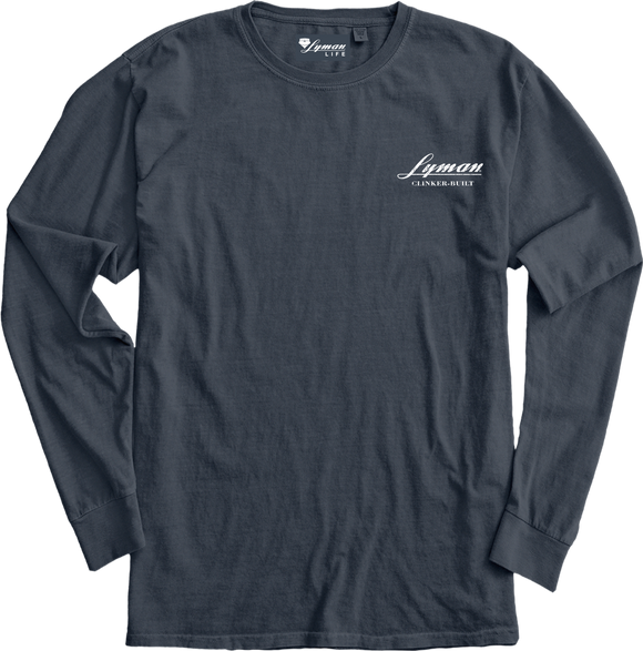 Lyman Clinker-built Long Sleeve Tee