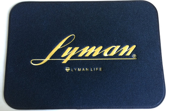 Lyman Boat Welcome Mat