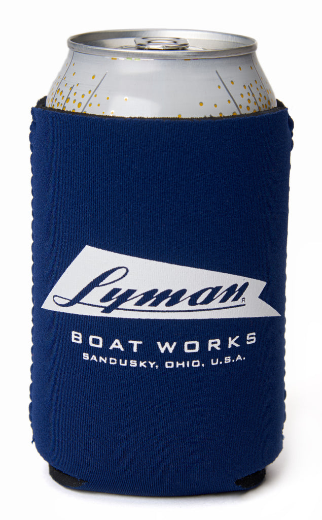 Lyman Boat Works Can Cozy