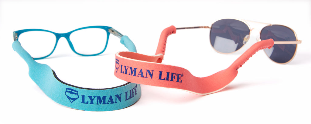 Lyman Life Floating Sunglass Strap