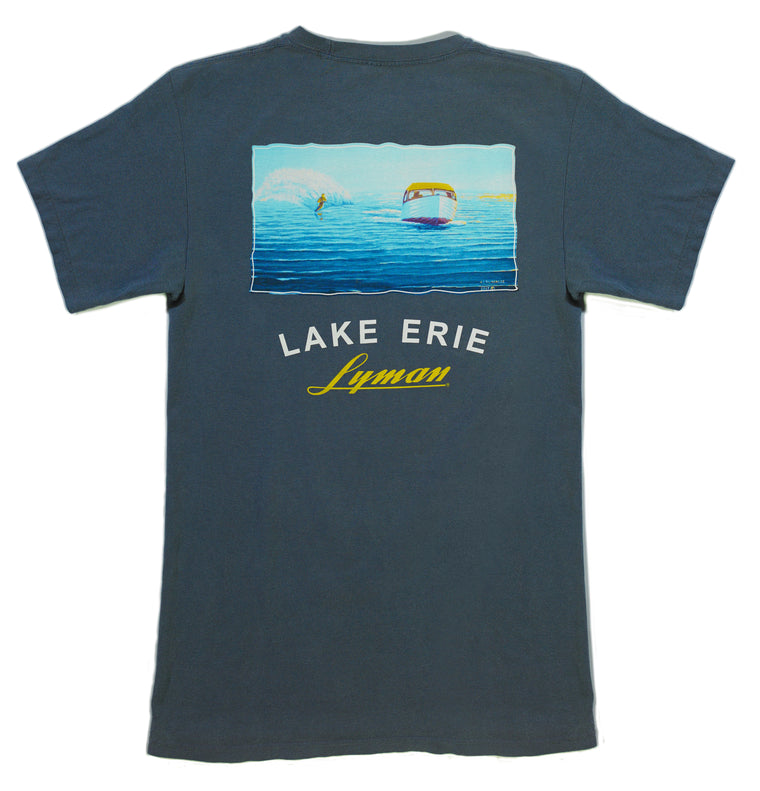 Lake Erie Foundation Tee