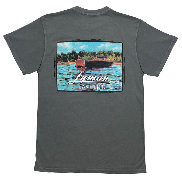 Lake Erie Foundation Tee 2018