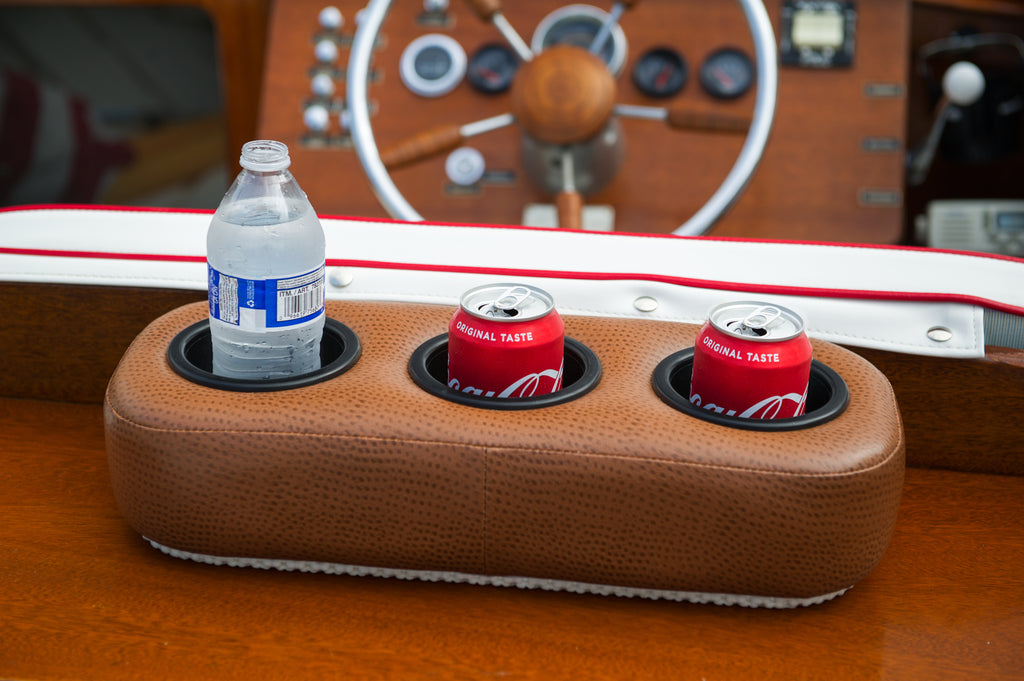 The Ultimate Wooden Boat Drink Holder
