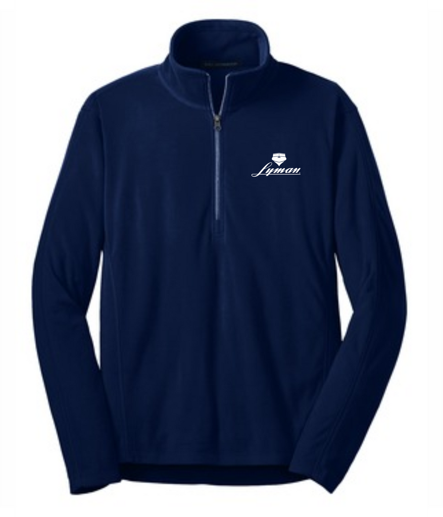 Fleece- Men's Lyman 1/2-Zip (Other Colors Available)