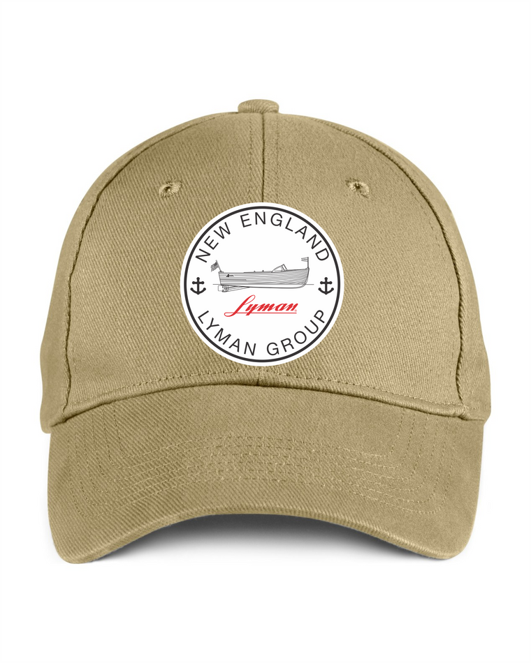NELG Logo Patch Hat