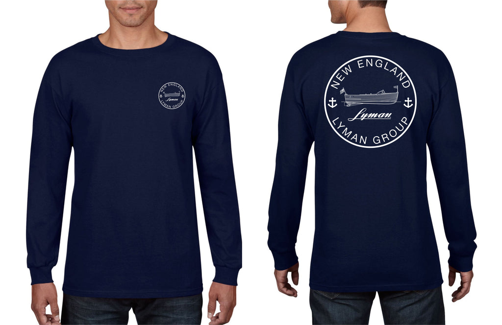 NELG Logo Long-Sleeve Tee