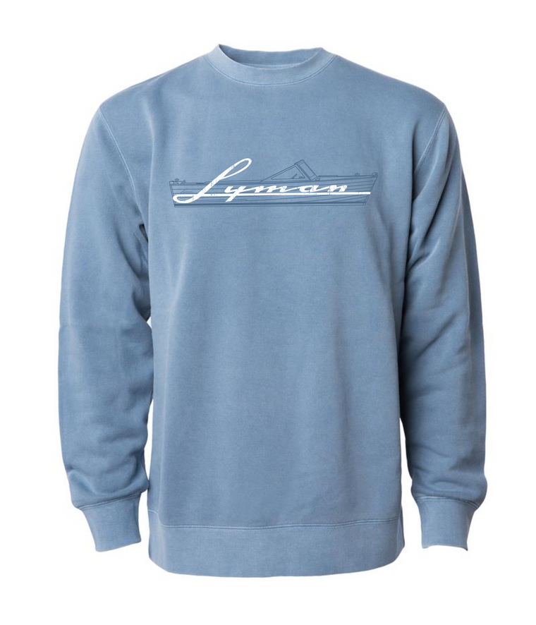 Lyman Weathered Crewneck Sweatshirt