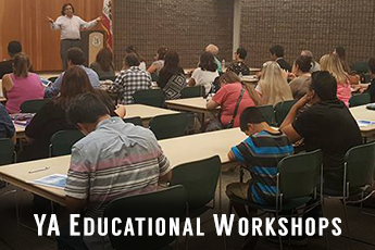 Educational Workshops for Young Adults