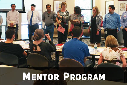 Young Adult Mentor Program
