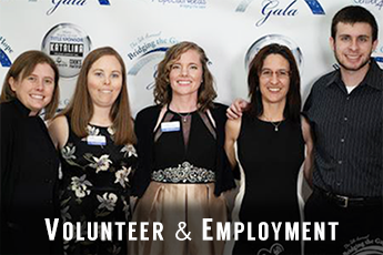 Young Adult volunteer and employment program