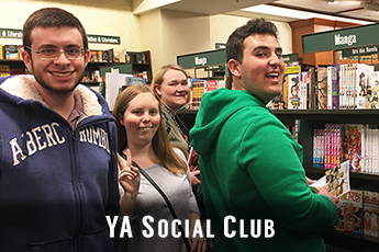 young adult social group