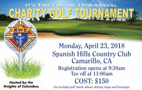 19th annual charity golf tournament center4specialneeds