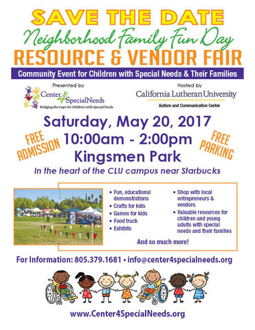 Family Fun Day Resource Fair - FREE Admission