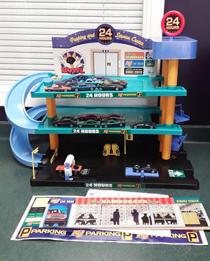 Garage Play Sets