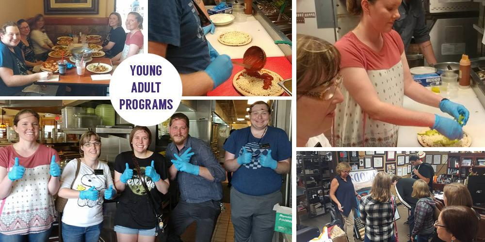 Young Adult Programs