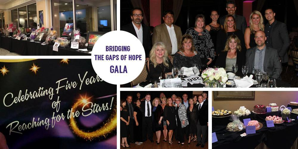 The Annual Bridging the Gaps of Hope Gala