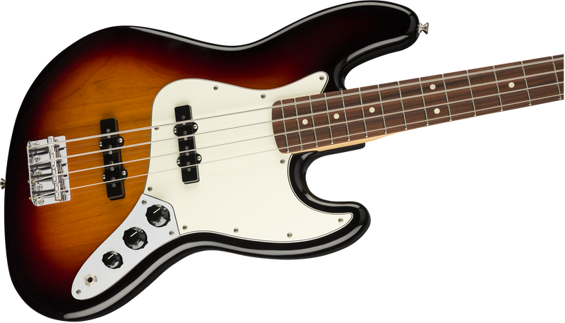 PLAYER JAZZ BASS SUNBURST