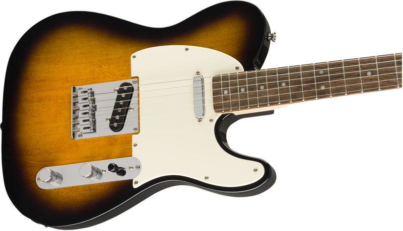 BULLET TELECASTER, LAUREL FINGERBOARD, BROWN SUNBURST