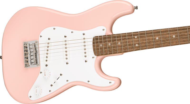 MINI STRATOCASTER SHELL PINK