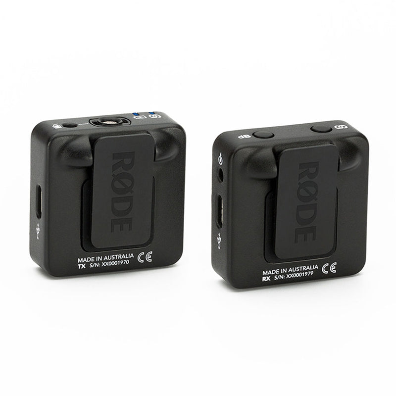 WIRELESS GO ULTRA COMPACT SYSTEM