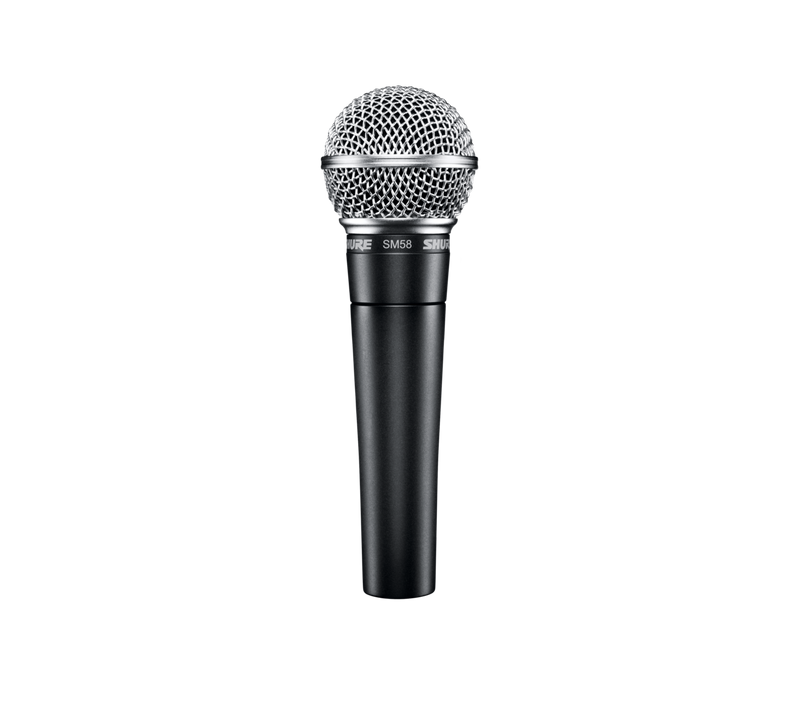 SM-58A LCE VOCAL MICROPHONE
