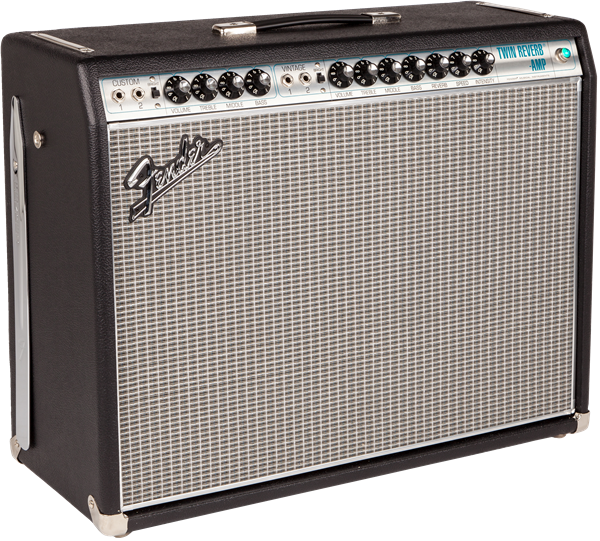 '68 CUSTOM TWIN REVERB