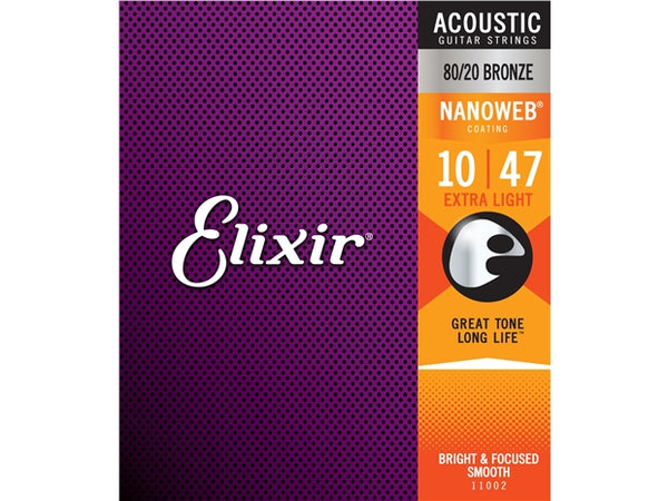 Acoustic Nano Extra Light 10-47