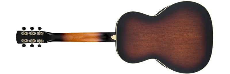 G9240 ALLIGATOR BISCUIT CONE RESONATOR, 2-COLOR SUNBURST