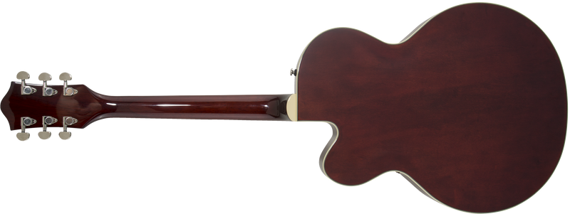 G2420 STREAMLINER HOLLOW BODY WITH CHROMATIC II WALNUT STAIN