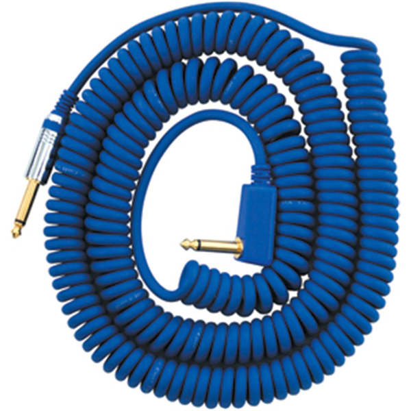 VCC090 COIL CABLE BLUE