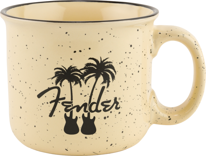 Twin Palms 14oz Camp Mug