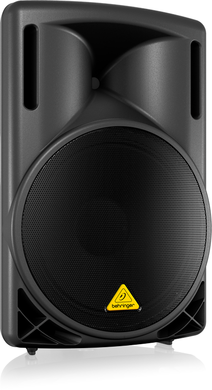 B215D POWERED SPEAKER