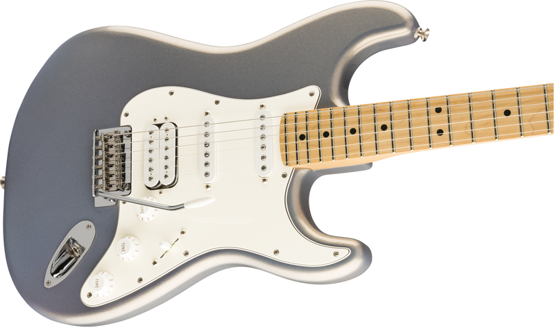 PLAYER STRATOCASTER HSS MN SILVER