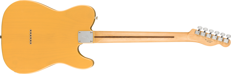 PLAYER TELECASTER LEFT-HANDED MN BUTTERSCOTCH