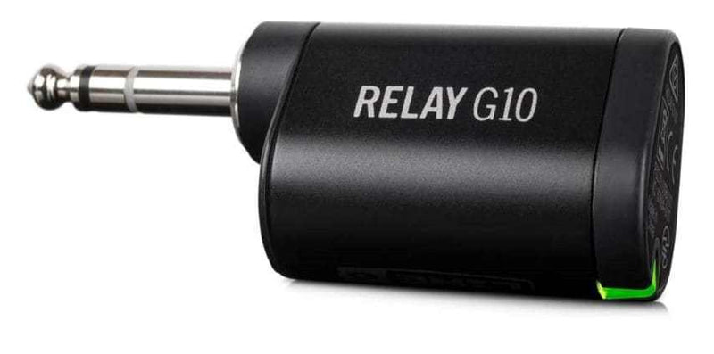 RELAY G10 PLUG-AND-PLAY DIGITAL GUITAR WIRELESS SYSTEM