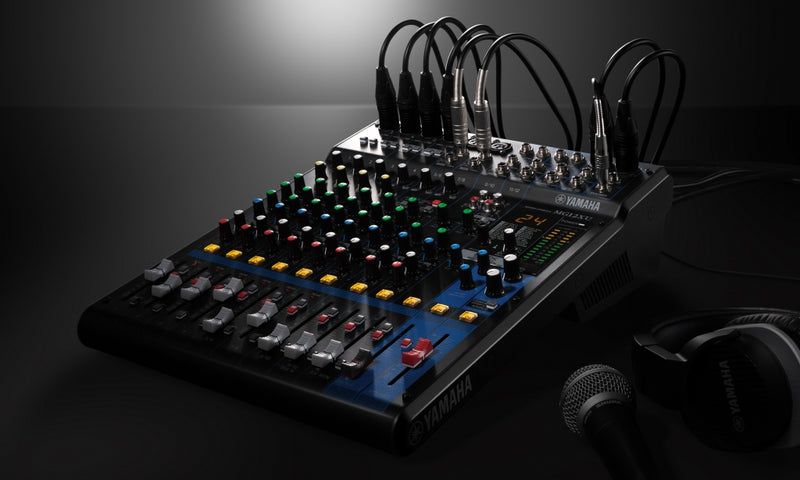 MG12XU D-PRE MIXER WITH EFFECTS AND USB
