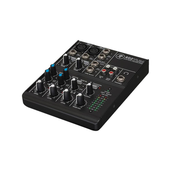 402VLZ4 4-CHANNEL ULTRA-COMPACT MIXER