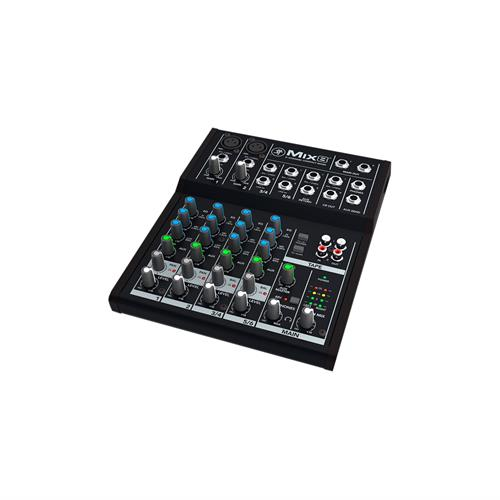 MIX8 8 CHANNEL COMPACT MIXER