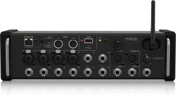 MR12 DIGITAL MIXER