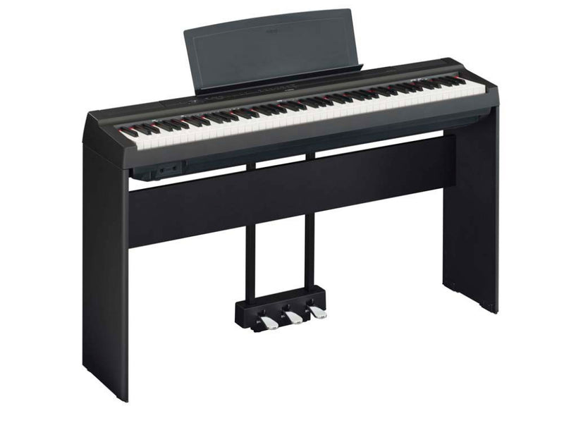 P-125 DIGITAL PIANO BLACK