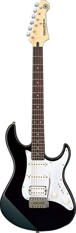 Yamaha PAC012BL PACIFICA 012 BLACK ELECTRIC GUITAR