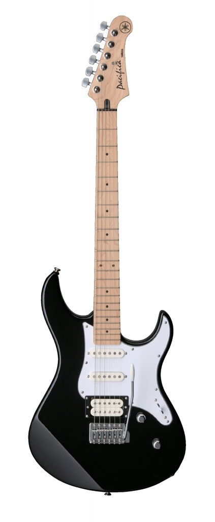 PACIFICA 112V BLACK ELECTRIC GUITAR